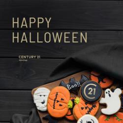 Happy Halloween Sm