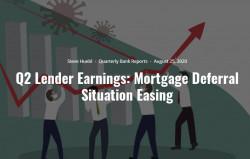 Mortgage Deferral Easing