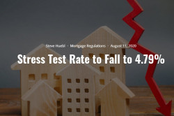 Stress Test Rate To Fall