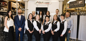 Cclassic Cleaners Staff 1920 X921