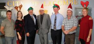 Lacombe Mayors Staff