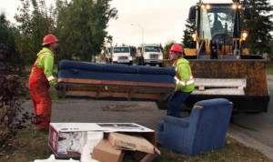 Lacombe Spring Clean Up