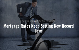 Mortgage Rates Low