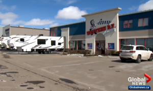Rv Owner Donates Rv To Healthcare Workers