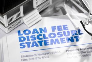 Loan Fee Disclosure Hidden Fees Mortgage 1024X690