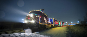The Canadian Pacific Cp Holiday Train Is Back
